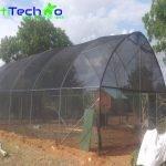 shade house in kenya constructing company